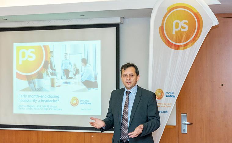 Andrew Majlath, Process Solutions, Partner