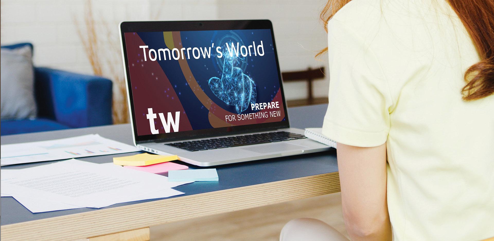 PS Tomorrow's World